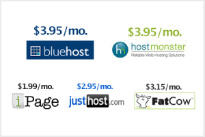 hostinga pakalpojumu cenas