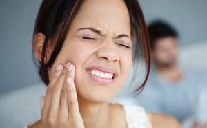 zobu sāpes